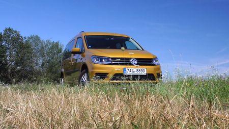 Volkswagen Caddy Maxi Life – přes týden až 7místný přepravník se na víkend lehce změní ve vymakanýobytňák