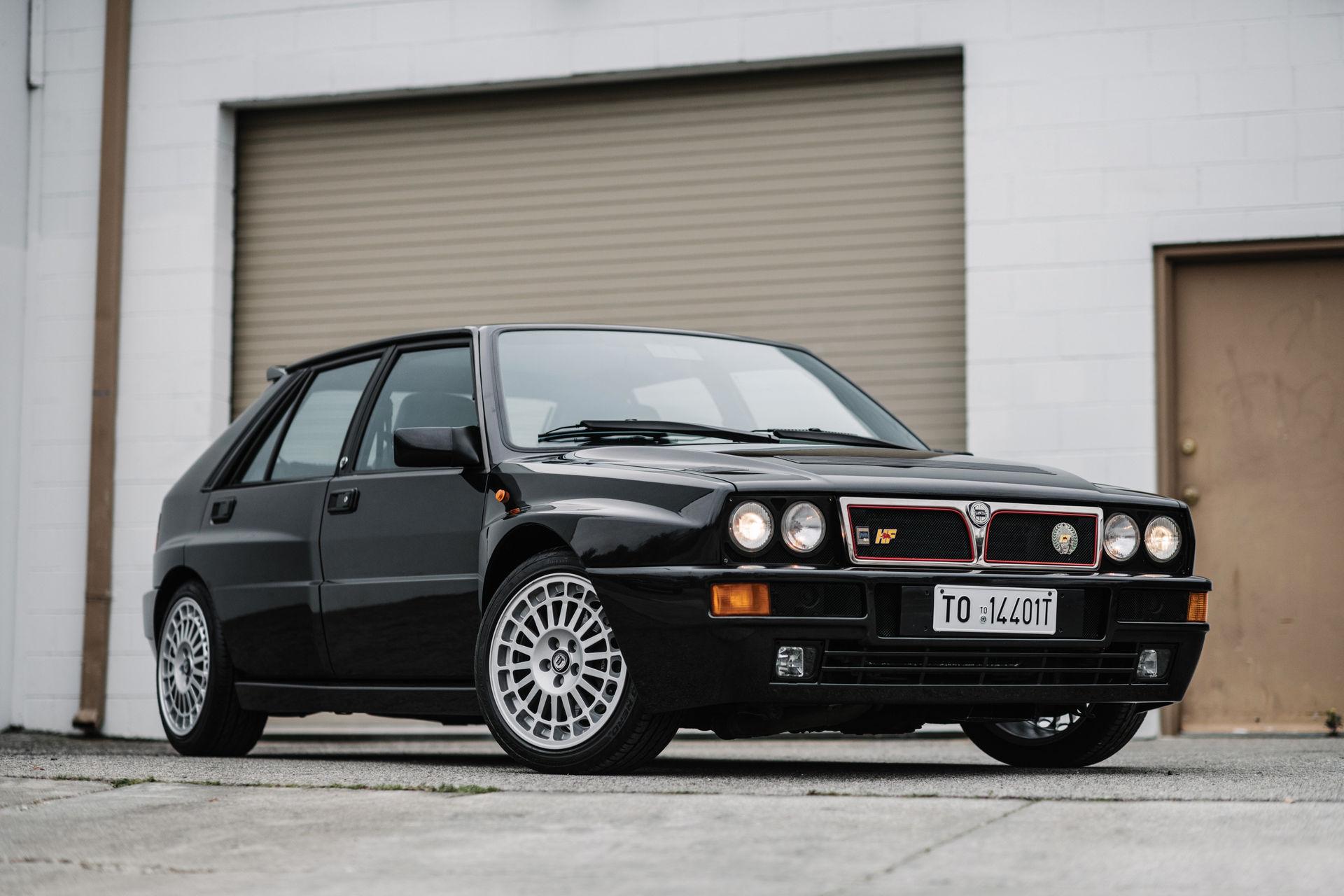 Lancia delta iii