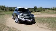 Test Land Roveru Defender: vyrovná se svému legendárnímupředchůdci?