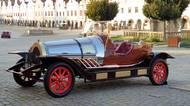 Čech si postavil auto a způsobil poprask! Slyšeli jste někdy o Chitty Chitty BangBang?