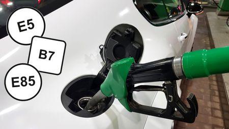 Ode dneška platí nové značení paliv na čerpacích stanicích! Vy nevíte, co znamenají symboly kolečka, čtverce akosočtverce?