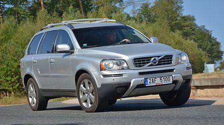 Test ojetiny Volvo XC90: Jaké má smysl si koupit a kterému sevyhnout?