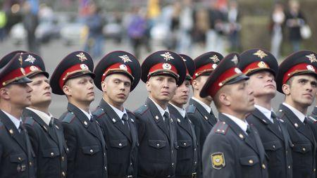 Ruská policie je některým řidičům pro smích. Ale jen do té doby, než si velmi chytře zjednápořádek