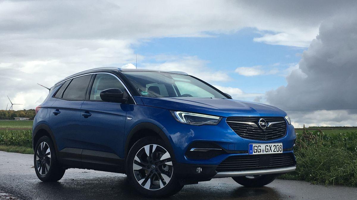 Opel Grandland X – Je lepší než Evropské auto roku? - Garáž.cz