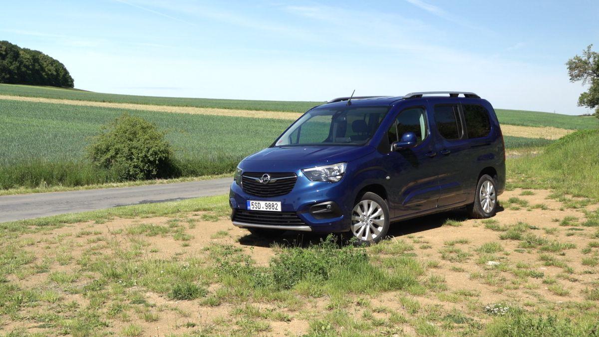 Opel Combo XL – Ani dodávka, ani MPVčko - Garáž.cz